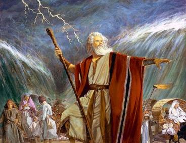 Moses mar rojo0