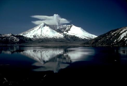 volcan santa elena