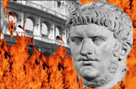 neron incendio de roma