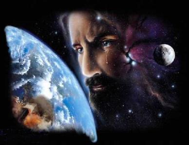 jesus llora por el mundo