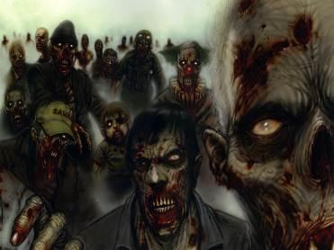 muertos vivientes