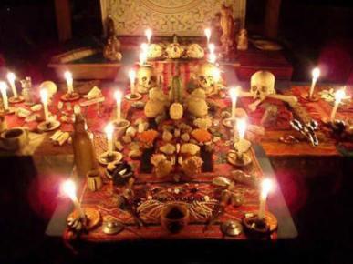 satanismo santeria