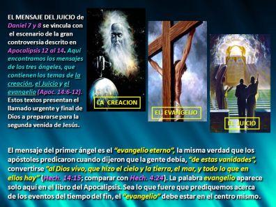 000los tres angeles creacion evangelio y juicio