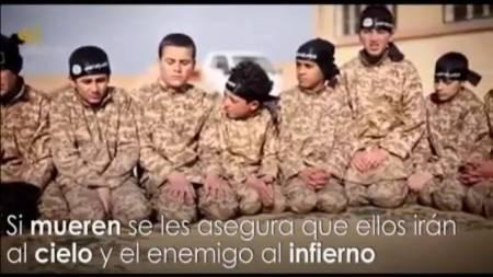 SECUESTRADOS Y OBLIGADOS A SER TERRORISTAS SUICIDAS