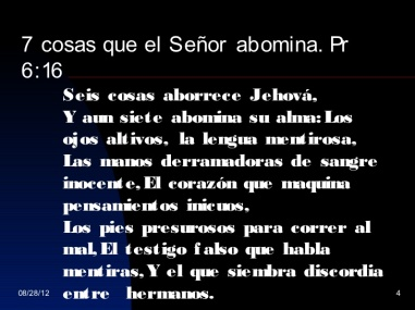7cosas abominables