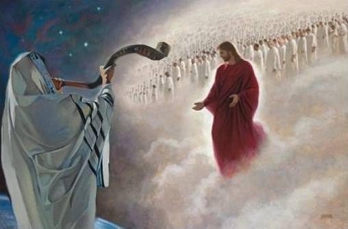 venida JESUS VIENE TROMPETA