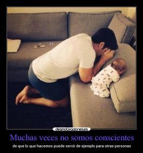 ejemplo padres