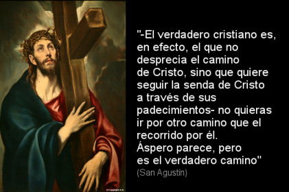 cruz y sufrimiento