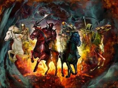 cuatro jinetes del apocalipsis