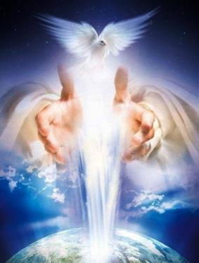 padre Espiritu Santo derramado