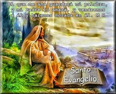 Evangelio.AMOR Y OBRAS