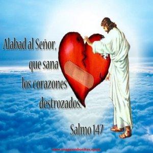 JESUS SANA EL CORAZON