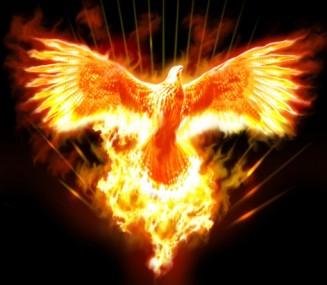 fuego del espiritu santo