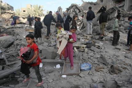 enmedio de la guerra siria