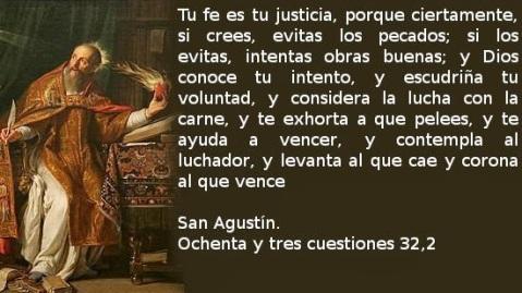 JUSTICIA PECADO Y BATALLA ESPIRITUAL