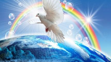 mundo espiritu santo