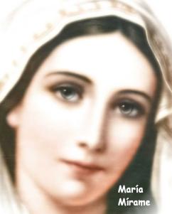 mirada de la Virgen 01