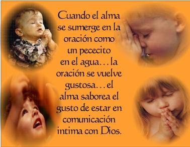 oracion profunda