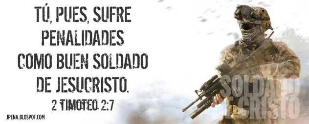 PRUEBAS ENTRENAMIENTO soldado de cristo