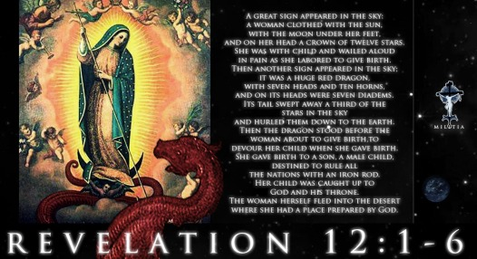 señal divina apocalipsis 12 guadalupe