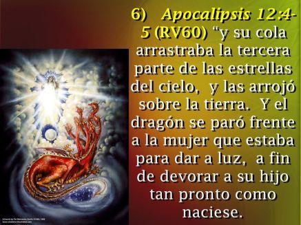 apocalipsis 12 la mujer y el dragón