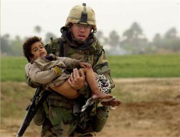 soldado compasivo