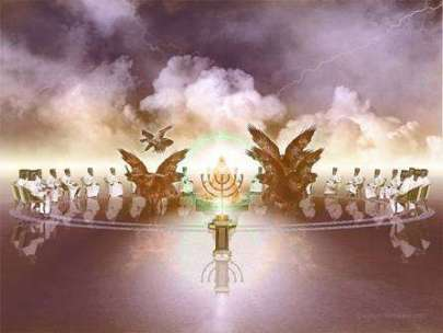 trono celestial 24 ancianos apocalipsis
