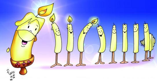LUZ LAMPARAS