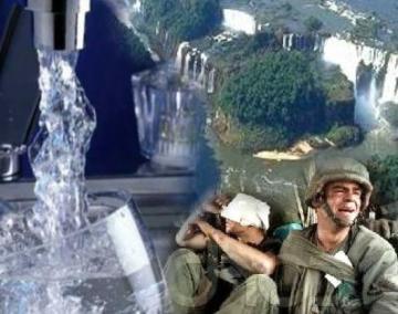 guerra agua