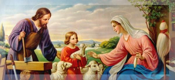 sagrada familia holy-family