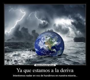 mundo a la deriva