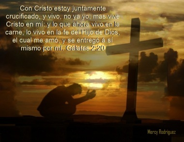 crucificado con cristo