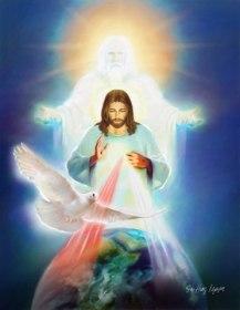 padre creador trinidad