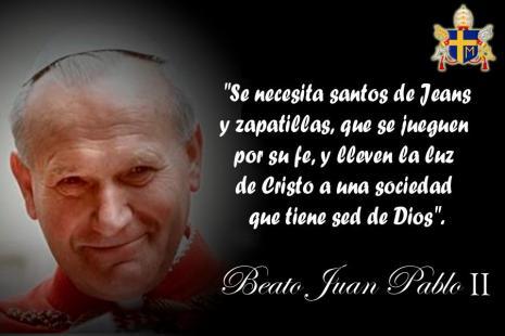 santidad papa juan pablo ii
