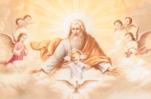 PADRE trinity father son baby spirit