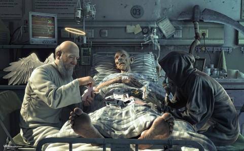 jugando a ser dios vida-y-muerte