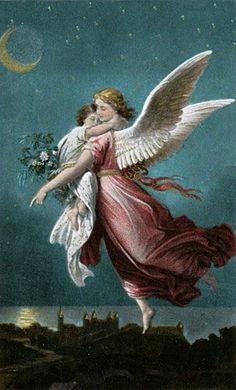 angel guarda custodio