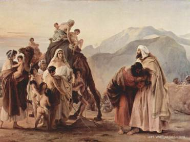 jacob and esau-