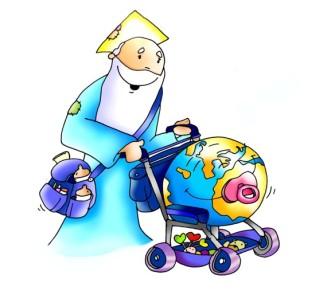 mundo bebe padre-nuestro