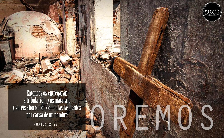 persecucion templos destruidos