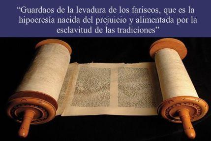 levadura de los fariseos