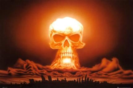 nuclear muerte contaminacion