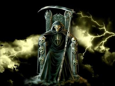 trono muerte