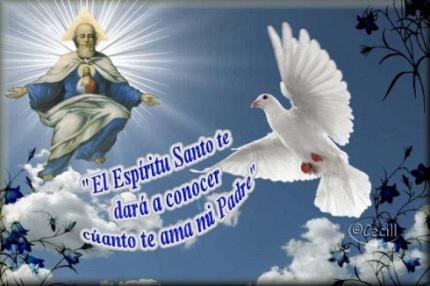 padre espiritu-santo