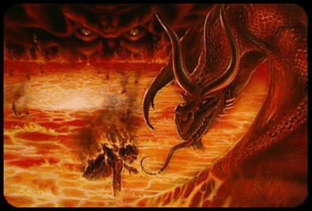 infierno la-bestia-y-el-falso-profeta-seran-lanzados-al-lago-de-fuego-y-azufre
