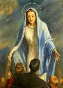 MADRE reina-de-la-familia-