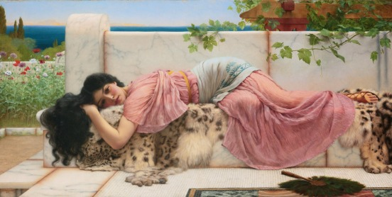 000alex-when_the_heart_is_young_by_john_william_godward-1