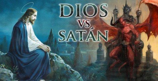 espiritual guerra dios satan