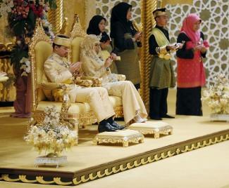 boda oro y diamantes