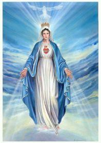esposa del espiritu santo
